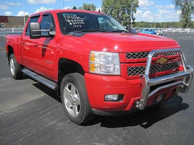 Chevrolet Silverado 2012 $34995.00 incacar.com