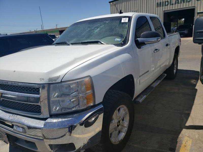 Chevrolet Silverado 2012 $10995.00 incacar.com