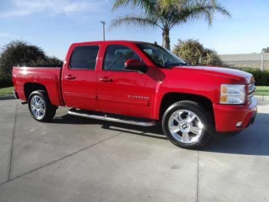 Chevrolet Silverado 2012 $24923.00 incacar.com