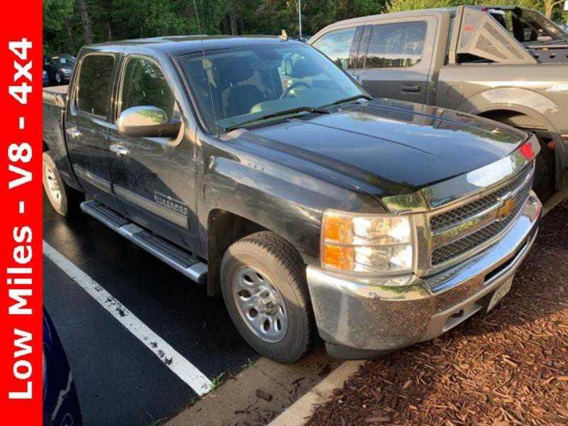 Chevrolet Silverado 2012 $19981.00 incacar.com