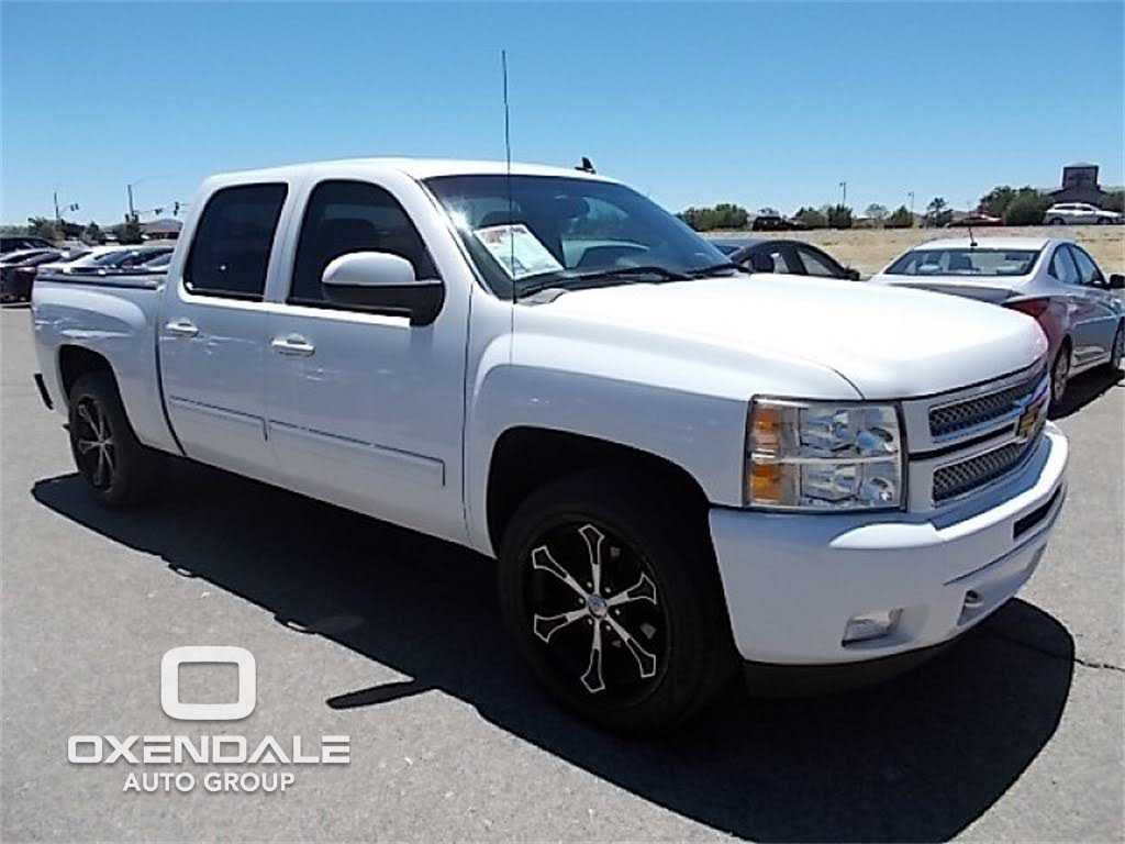 Chevrolet Silverado 2013 $21954.00 incacar.com