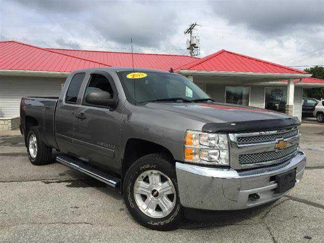 Chevrolet Silverado 2013 $20750.00 incacar.com