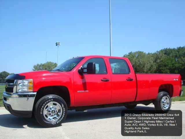 Chevrolet Silverado 2013 $14975.00 incacar.com