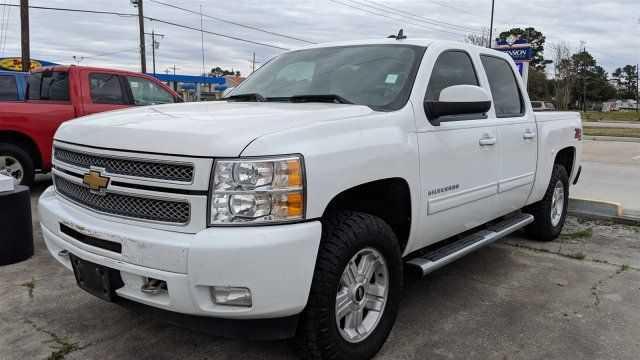 Chevrolet Silverado 2013 $14998.00 incacar.com