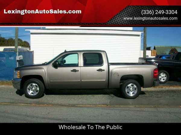Chevrolet Silverado 2013 $13250.00 incacar.com