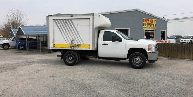Chevrolet Silverado 2013 $13500.00 incacar.com