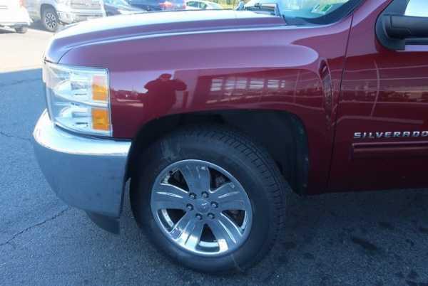 Chevrolet Silverado 2013 $16368.00 incacar.com