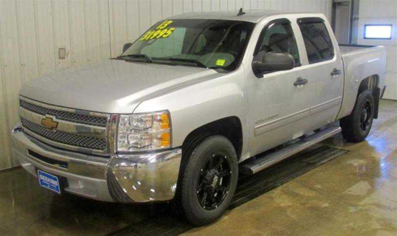 Chevrolet Silverado 2013 $32390.00 incacar.com