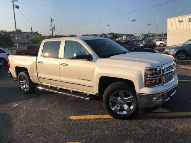 Chevrolet Silverado 2014 $30900.00 incacar.com