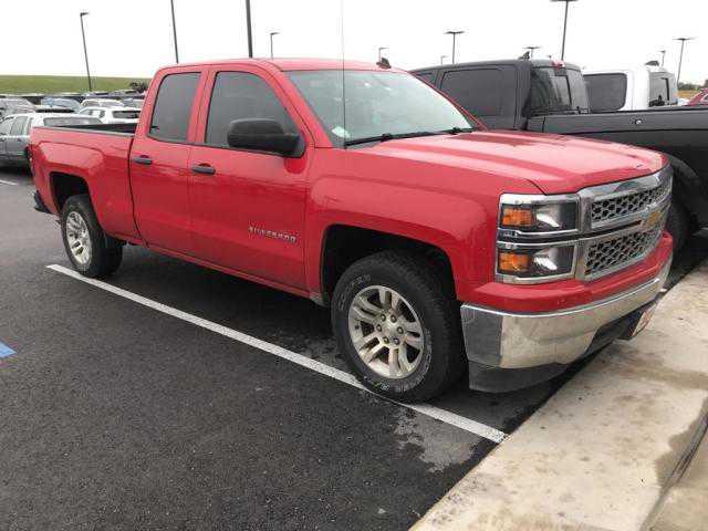 Chevrolet Silverado 2014 $20685.00 incacar.com