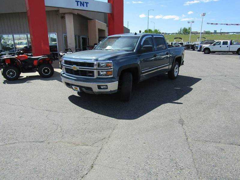 Chevrolet Silverado 2014 $27777.00 incacar.com