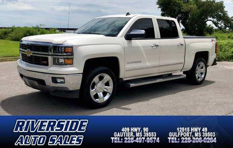 Chevrolet Silverado 2014 $33995.00 incacar.com