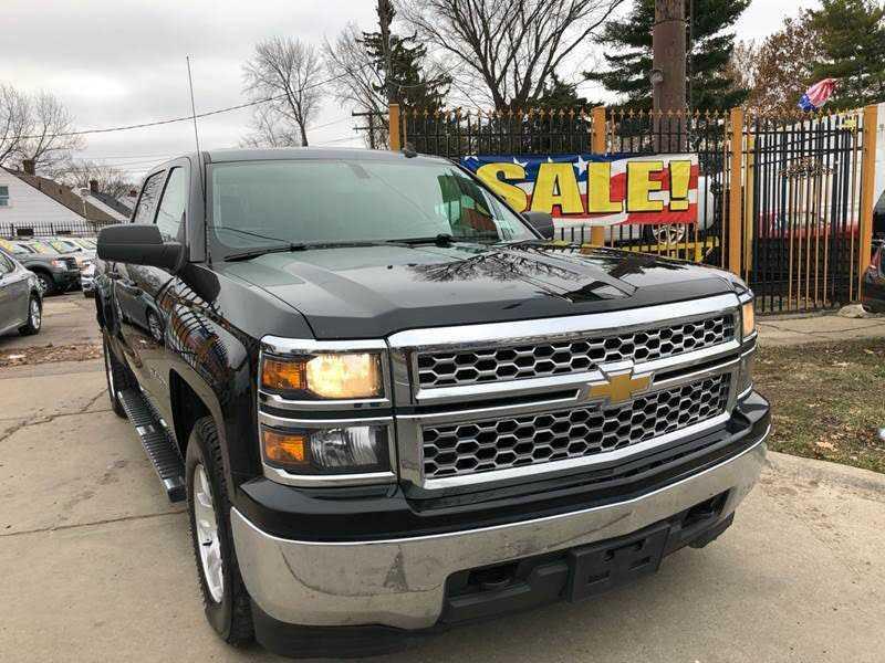 Chevrolet Silverado 2014 $16500.00 incacar.com