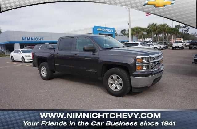 Chevrolet Silverado 2014 $27475.00 incacar.com
