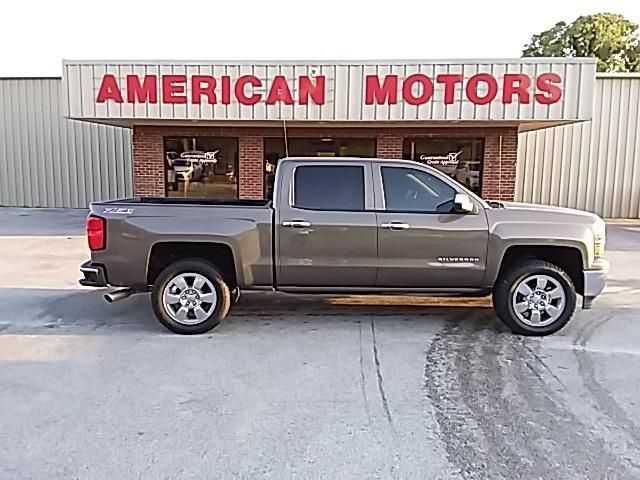 Chevrolet Silverado 2014 $27268.00 incacar.com