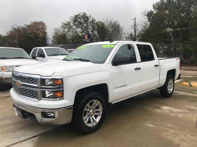 Chevrolet Silverado 2014 $21600.00 incacar.com