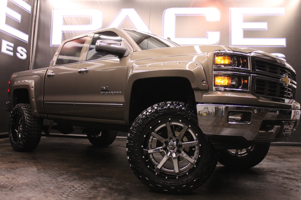 Chevrolet Silverado 2014 $51900.00 incacar.com