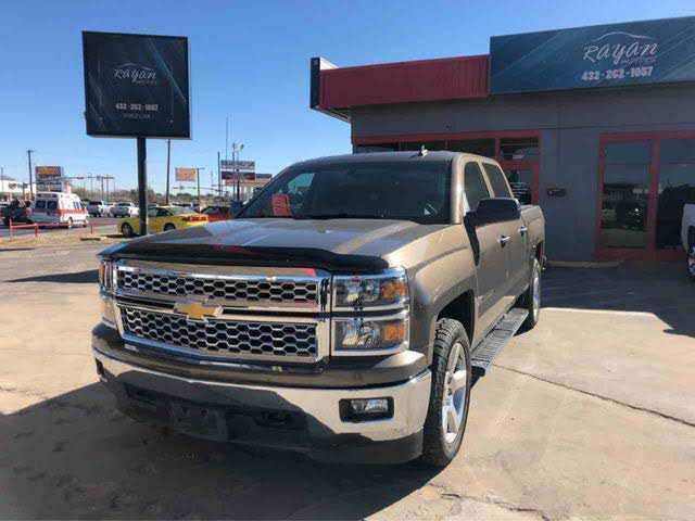 Chevrolet Silverado 2014 $24950.00 incacar.com