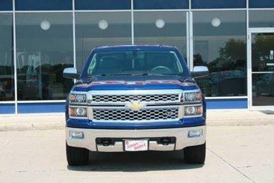 Chevrolet Silverado 2014 $28875.00 incacar.com