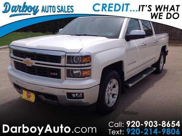 Chevrolet Silverado 2014 $32995.00 incacar.com