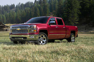 Chevrolet Silverado 2014 $36985.00 incacar.com