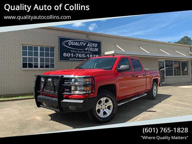 Chevrolet Silverado 2014 $15995.00 incacar.com