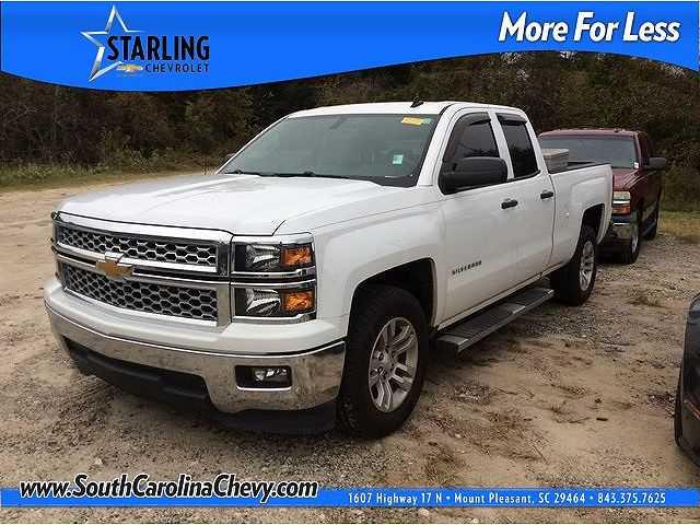 Chevrolet Silverado 2014 $25313.00 incacar.com