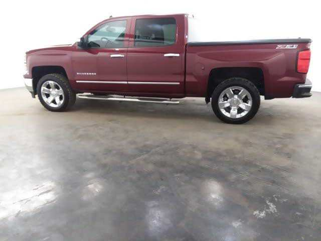 Chevrolet Silverado 2014 $20878.00 incacar.com