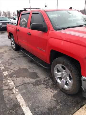 Chevrolet Silverado 2014 $18100.00 incacar.com