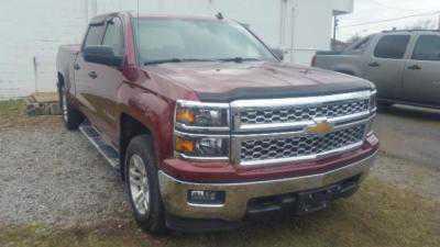 Chevrolet Silverado 2014 $30850.00 incacar.com