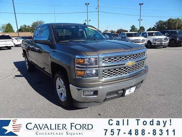 Chevrolet Silverado 2014 $21944.00 incacar.com