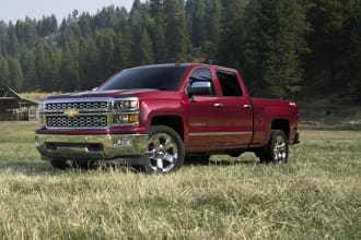 Chevrolet Silverado 2014 $26500.00 incacar.com