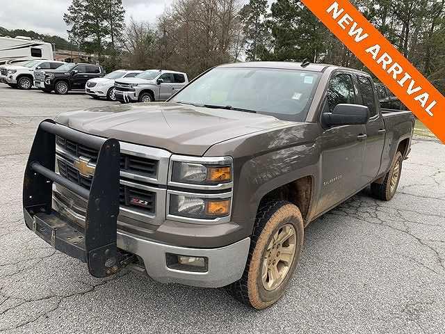 Chevrolet Silverado 2014 $15991.00 incacar.com