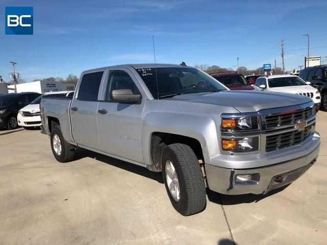 Chevrolet Silverado 2014 $14315.00 incacar.com