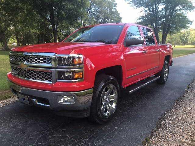 Chevrolet Silverado 2014 $29977.00 incacar.com