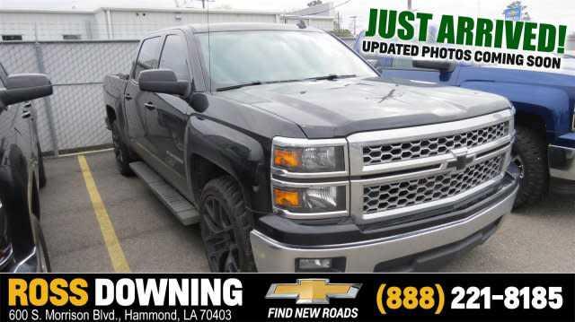 Chevrolet Silverado 2014 $13854.00 incacar.com