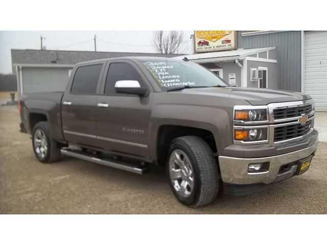 Chevrolet Silverado 2014 $29500.00 incacar.com