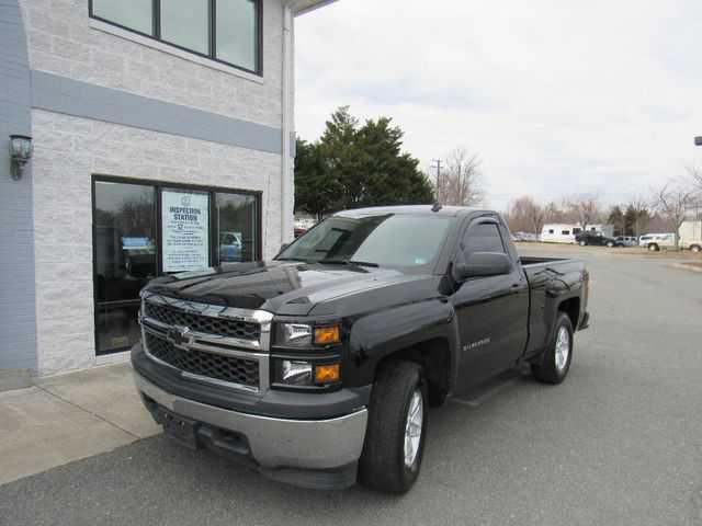 Chevrolet Silverado 2014 $15987.00 incacar.com