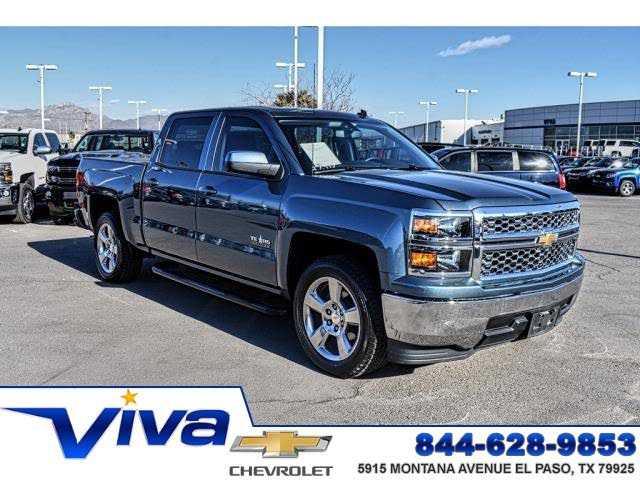 Chevrolet Silverado 2014 $27998.00 incacar.com