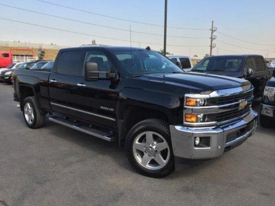 Chevrolet Silverado 2015 $50995.00 incacar.com