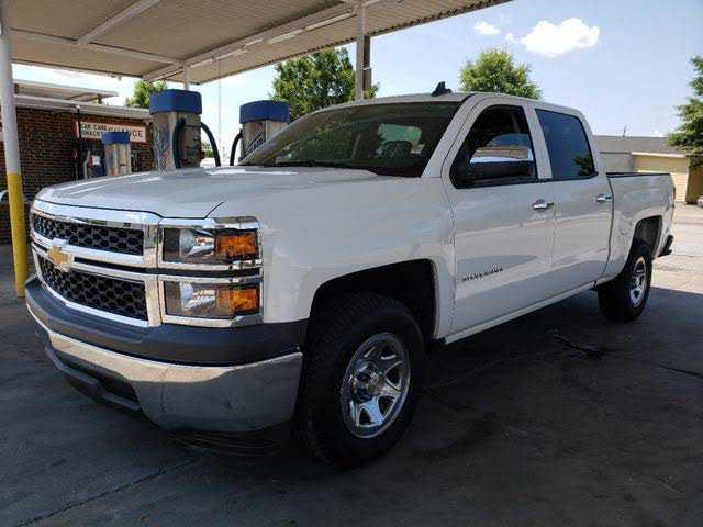 Chevrolet Silverado 2015 $24500.00 incacar.com