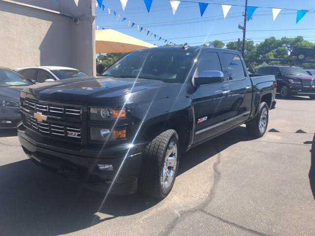 Chevrolet Silverado 2015 $31900.00 incacar.com