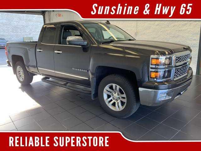Chevrolet Silverado 2015 $31964.00 incacar.com