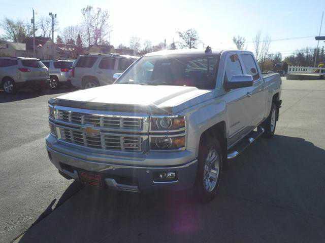 Chevrolet Silverado 2015 $33997.00 incacar.com