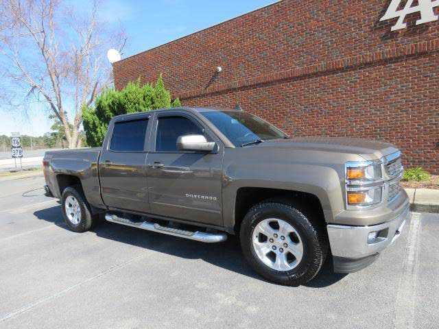 Chevrolet Silverado 2015 $17959.00 incacar.com