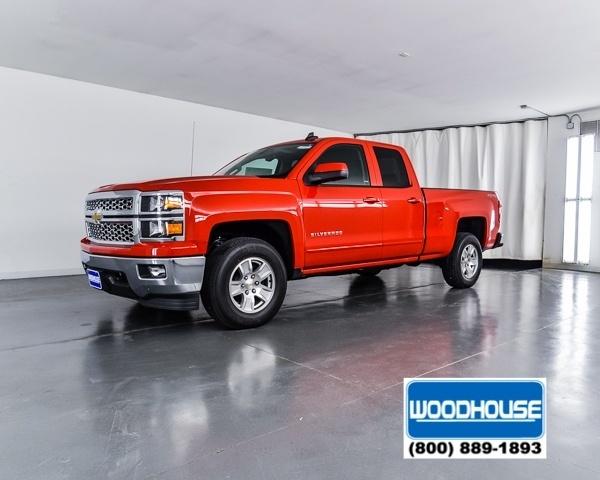 Chevrolet Silverado 2015 $29989.00 incacar.com