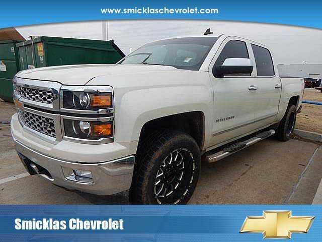 Chevrolet Silverado 2015 $19991.00 incacar.com