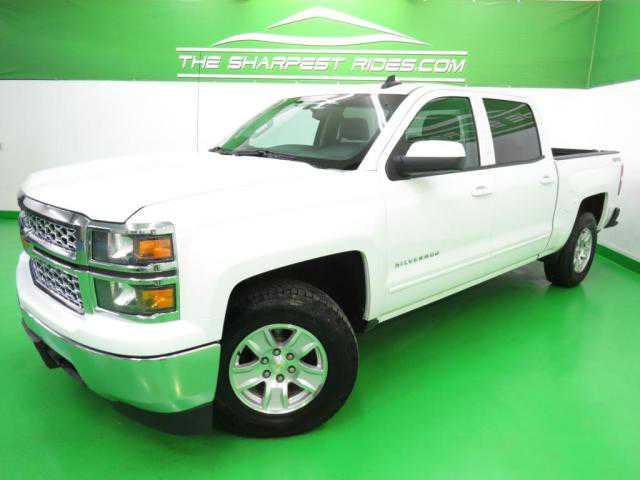 Chevrolet Silverado 2015 $23287.00 incacar.com