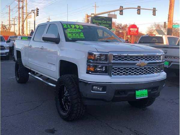 Chevrolet Silverado 2015 $21995.00 incacar.com