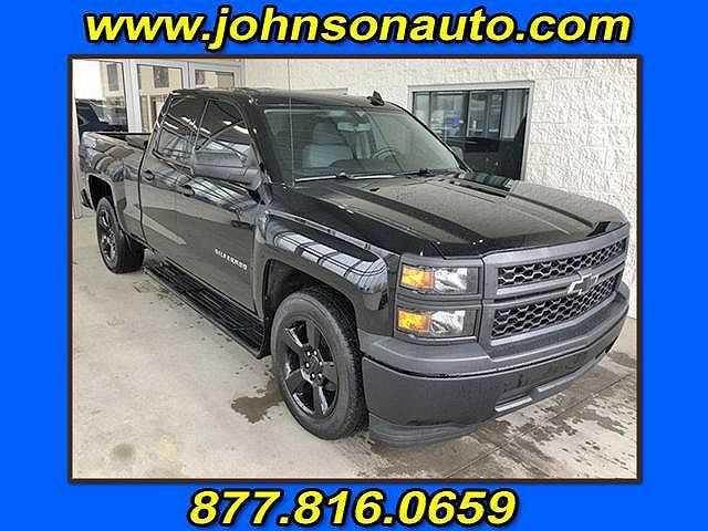 Chevrolet Silverado 2015 $16999.00 incacar.com